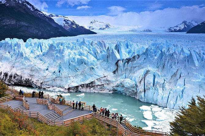 Full Day Tour to Perito Moreno Glacier including Navigation