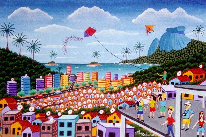 Favela Tour Rocinha e Vila Canoas - Rio de Janeiro