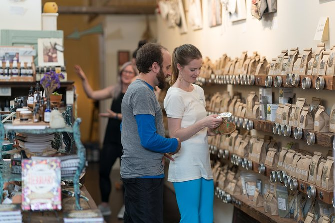 Asheville's Urban Wellness Tour - a walking tour with a wellness twist! photo 12