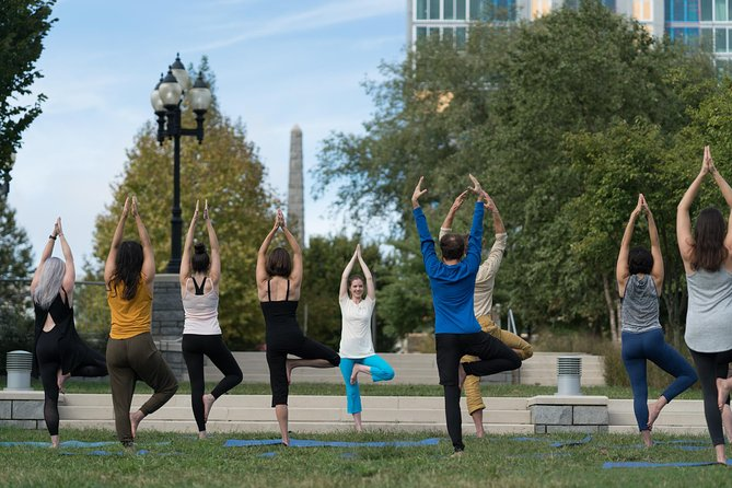 Asheville's Urban Wellness Tour - a walking tour with a wellness twist! photo 7
