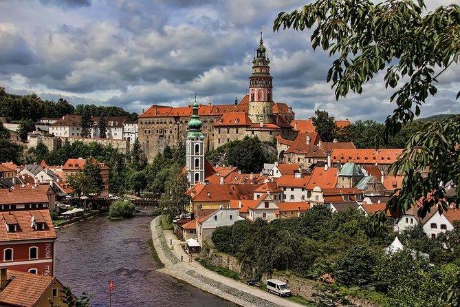 Cesky Krumlov: a Private tour to the city of the Mystical Rose