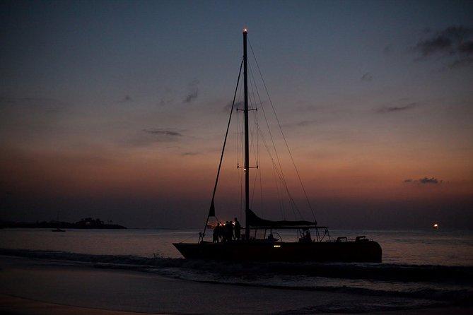 Sunset Catamaran Antigua