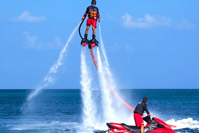 Hydroflying Amazing in Cancun - Flyboard 30 min