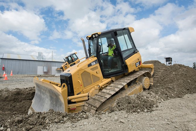 Big Push - Bulldozer, Dig This Invercargill