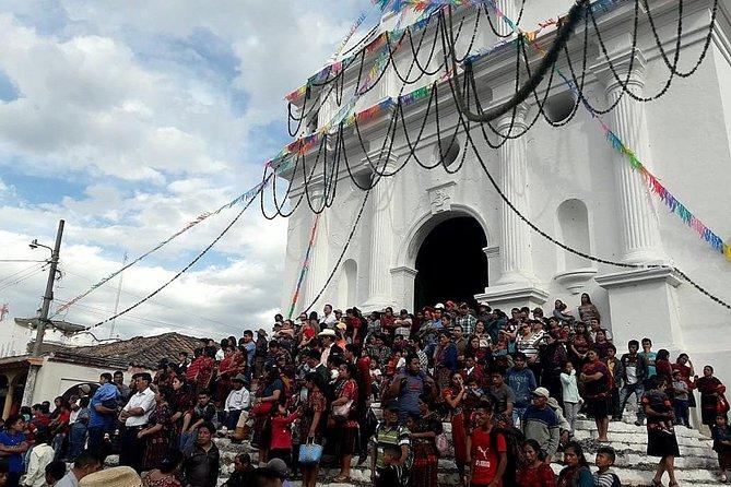 Chichicastenango and Iximche Pyramids Private Day Tour from Antigua