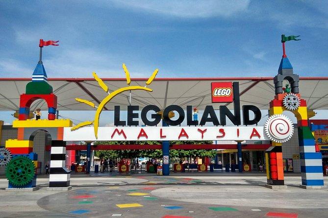 LEGOLAND Malaysia Admission Ticket with Return Transfer from Kuala Lumpur