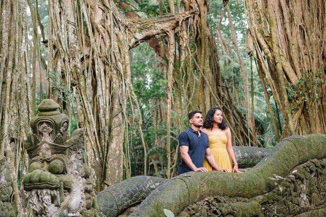 A day in Ubud - Ubud Monkey Forest and Ubud Village Tour
