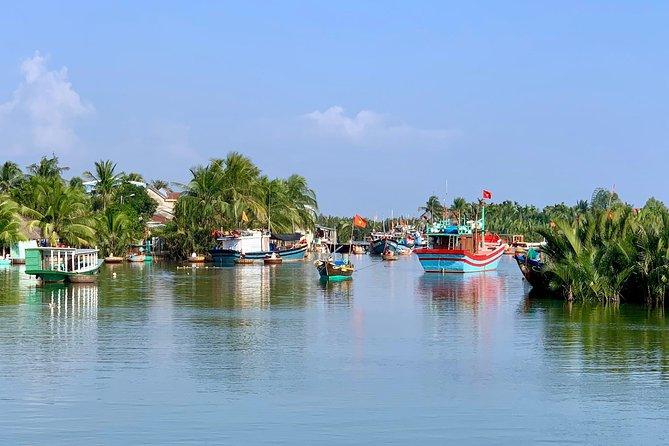 Buffalo Riding and basket boat tour from Da Nang