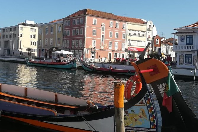 Aveiro and Costa Nova small-group half-day tour from Porto with river cruise photo 12