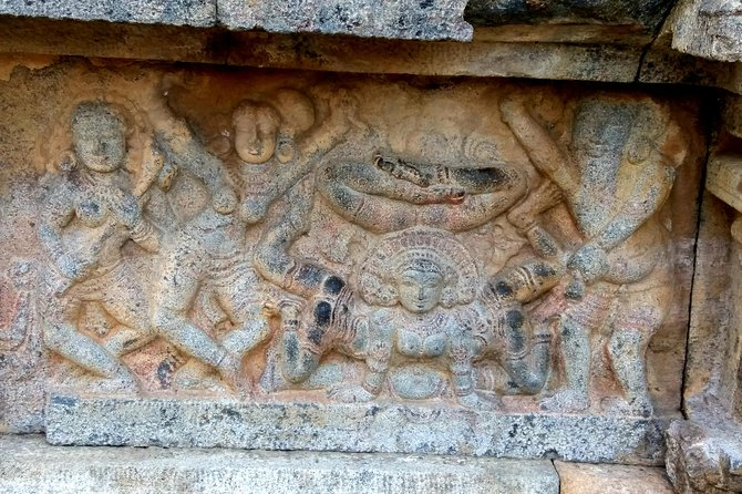 An extraordinary - UNESCO Monuments Tour to Chola Temples from Tiruchirappalli photo 10