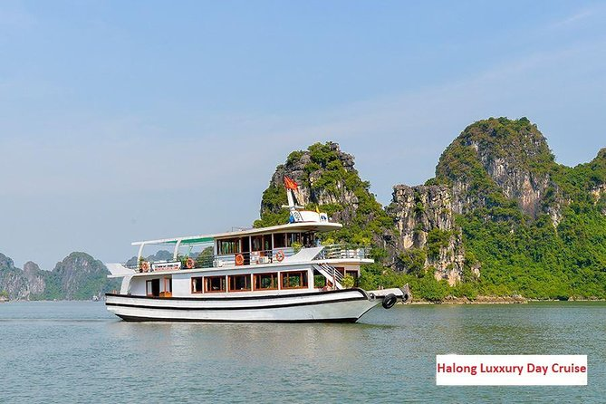 Full Day Halong Bay Luxury Small Group Tour With Cave, Kayaking And TiTop Island