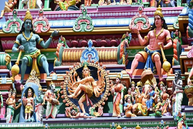 Chennai Cultural Heritage Tour