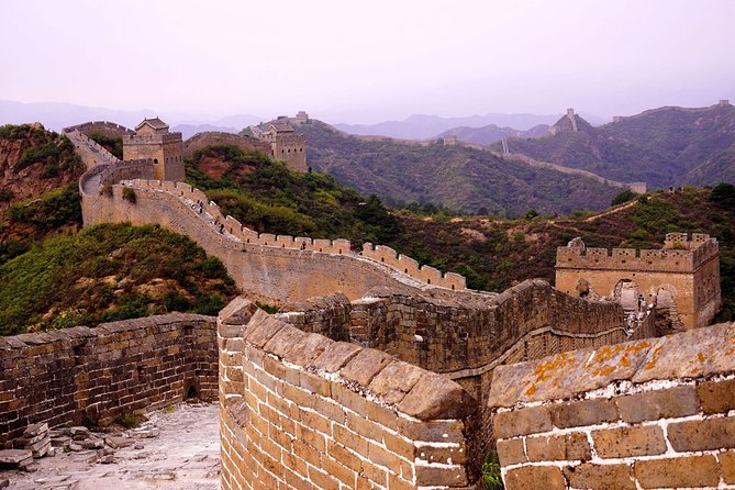 All Inclusive Private Beijing Day Tour to Jinshanling Great Wall with Cable Car photo 7