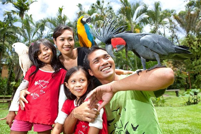 Private - Bali Bird Park with Painting and Silver Village photo 9