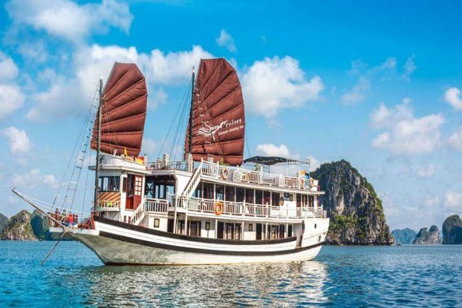 Halong Bay 2Day 1Night Overnight on Swan Cruise 4 Star
