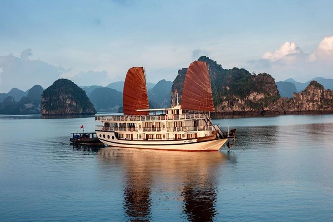 Apricot Premium Cruise: 2-Day Explore Halong Bay With Transfer From Hanoi