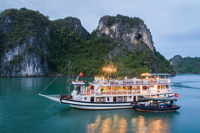 2-Day Explore Bai Tu Long Bay On Cruise - Midrange Cruise