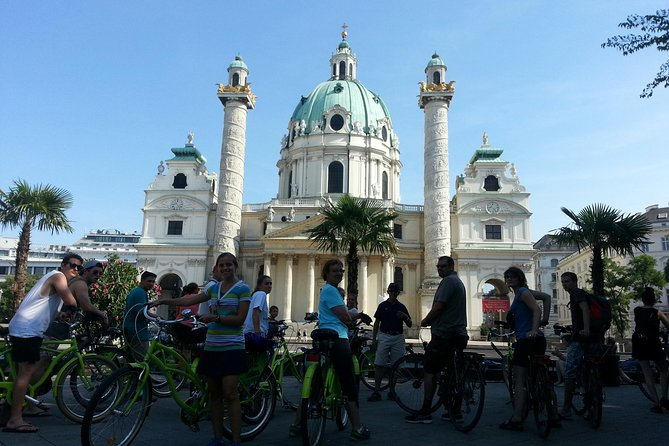 Small Group Vienna Highlights Bike Tour