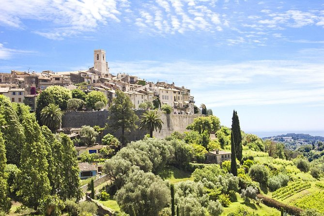 Private Day Trip: Provence Countryside by Minivan from Nice