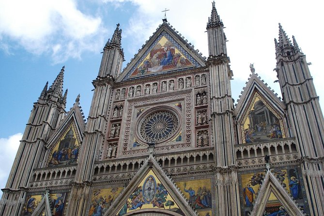 Easy day trip from Rome to Orvieto...art and local food!