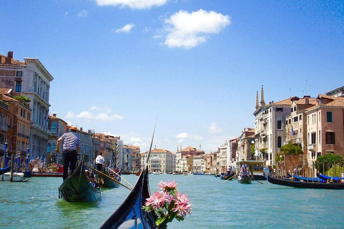 Venice Independent Day Trip from Rome by High-Speed Train