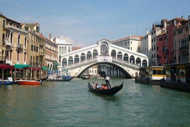 Venice Day Trip by Train from Rome - Private tour