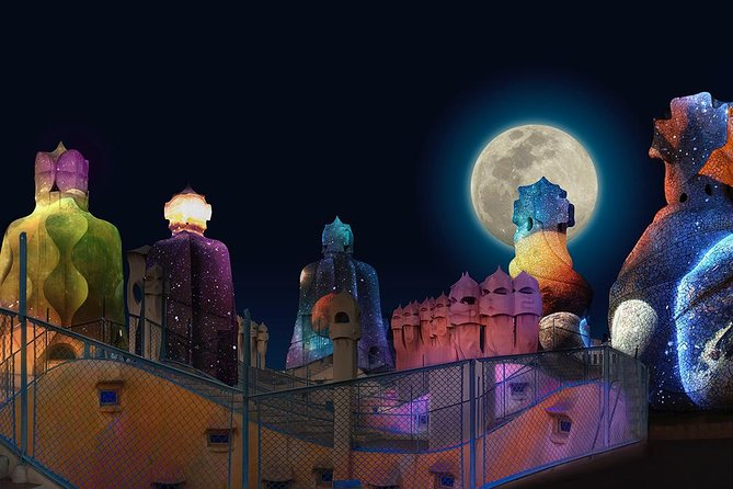 Gaúdi's route and unique experience at the Casa Milá