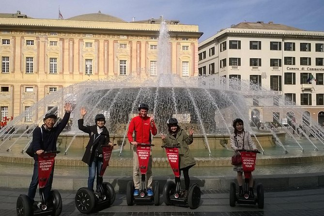 Segway Tour Via Del Campo photo 7