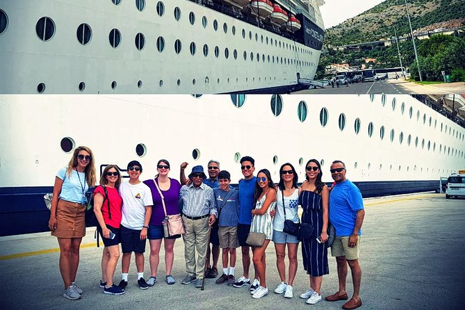 Dubrovnik Bestseller (2 cities and panorama tour) SMALL GROUP SHORE EXCURSION