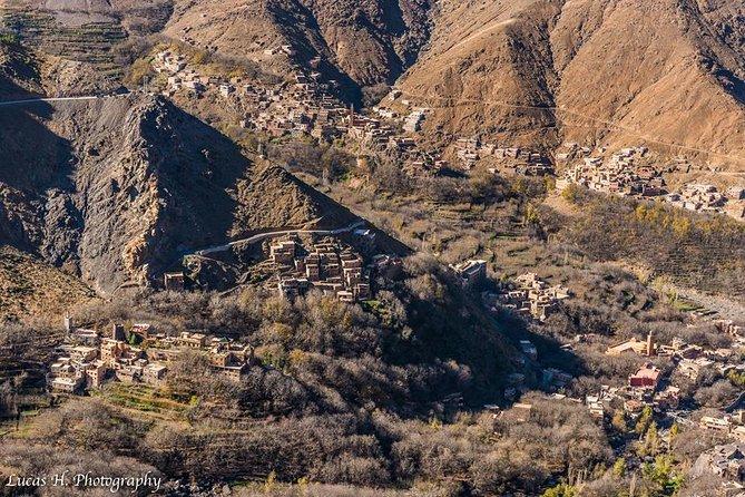 3 days Berber villages trek from Marrakesh