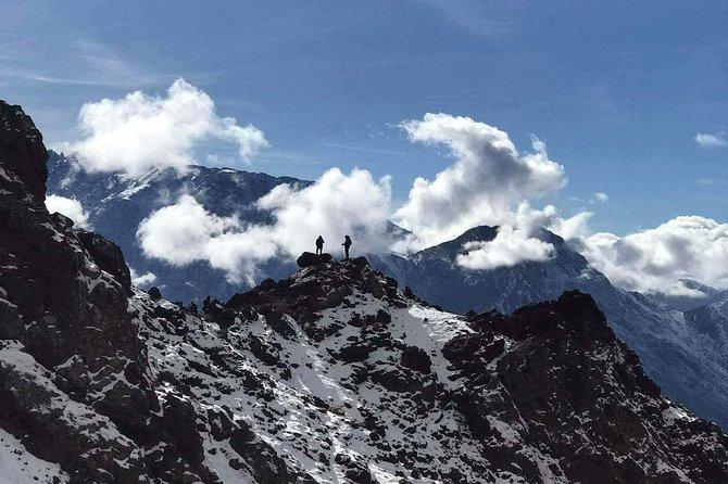 2 Day Mt Toubkal Ascent trek (4167m) from Marrakesh