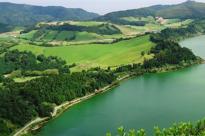 Full day tour to Furnas (lake & hot springs)