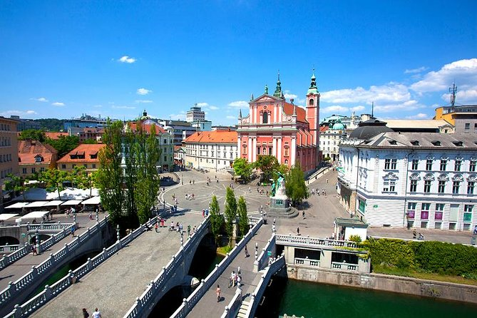 Ljubljana city tour and Traditional Slovenian Cooking class