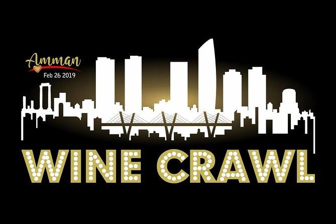 JR Wine Crawl