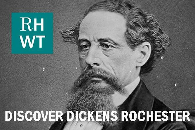 Discover Charles Dickens Rochester