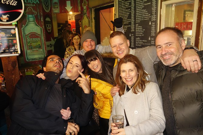 Budapest Pub Crawl with Skip-the-Line Access