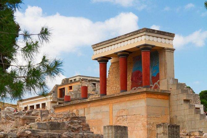 10 Day Greek Island Tour: Mykonos, Santorini-Volcano, Crete, Delos, Knossos,