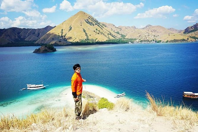 Half Day Sunset Komodo Dragon Tour: Rinca island,Kelor,Menjerite & Kalong island