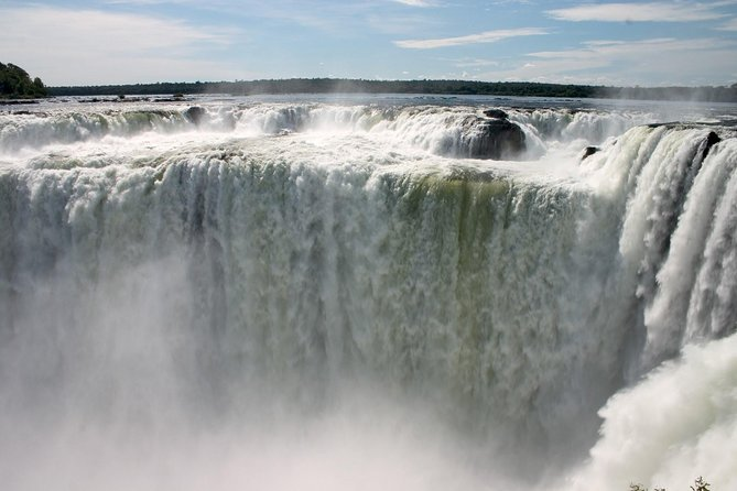 Private Iguazu Falls Argentinean Side Tour with Boat Option