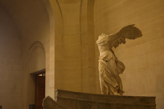 Must-Sees of the Louvre Museum 1.5 hour Guided Tour