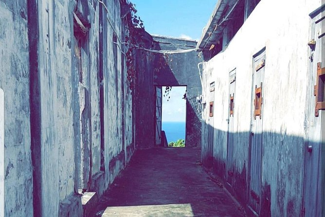 Views of Fort Matthew, Grenada.