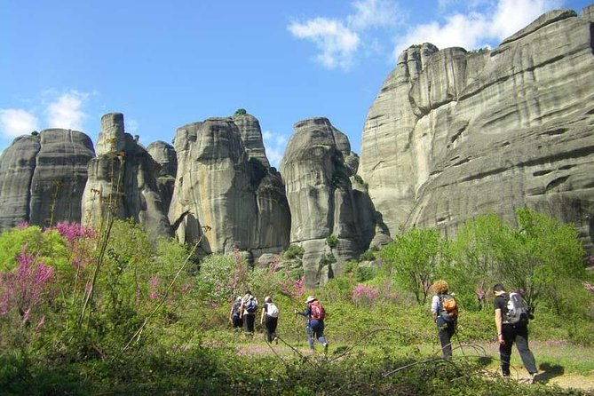 Easy Hiking Adventure at Meteora