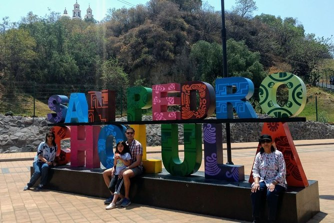 Private Tour to Cholula and Puebla