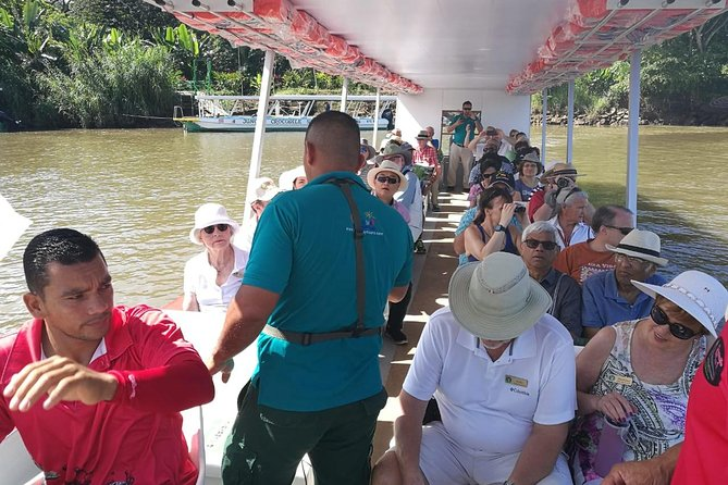 Rainforest Skywalk & Tarcoles River Eco Cruise Tour Puntarenas Shore excursion
