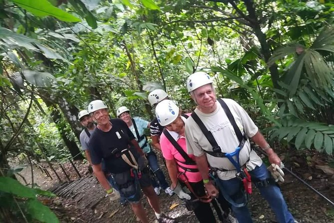Zipline Canopy Tour & Banana Plantation. Shore Excursion from Puerto Limon photo 21