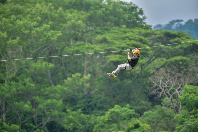 Zipline Canopy Tour & Banana Plantation. Shore Excursion from Puerto Limon photo 25