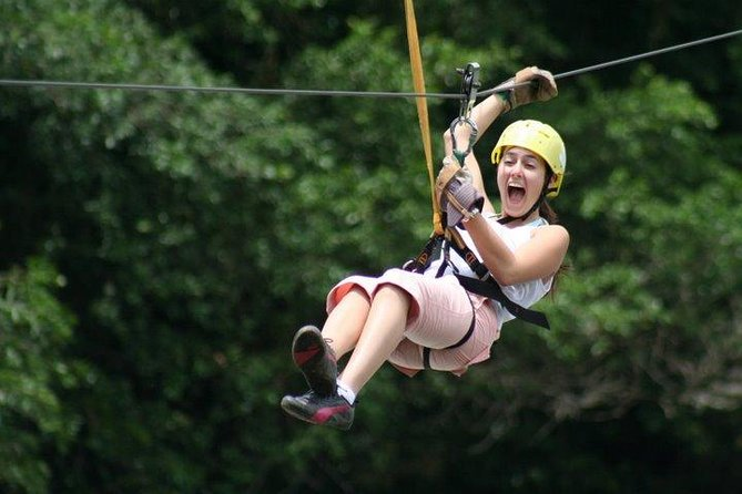 Zipline Canopy Tour & Banana Plantation. Shore Excursion from Puerto Limon photo 6