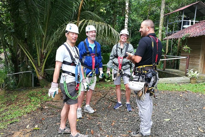 Zipline Canopy Tour & Banana Plantation. Shore Excursion from Puerto Limon photo 5