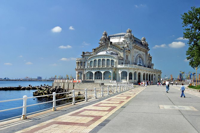 Executive Private Day Trip to Constanta and Mamaia (12-14h)