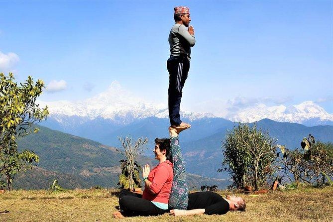 3 days Yoga and Meditation Retreats in Nepal